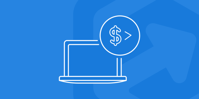 Illustration of passing fees to the affiliate