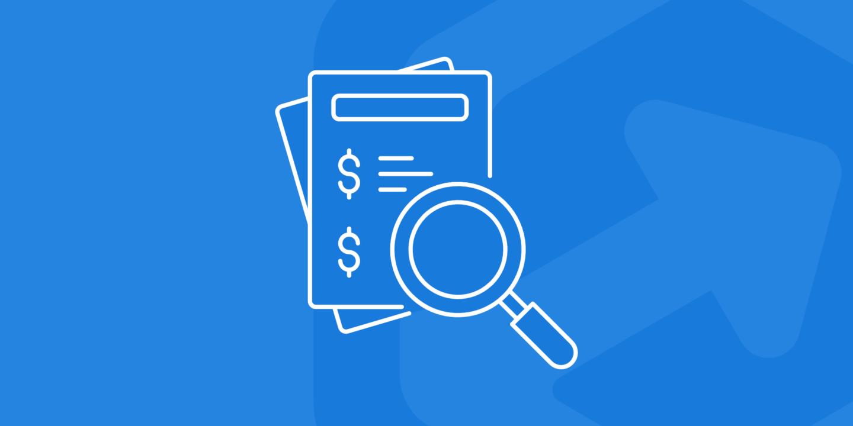 Illustration of invoice improvements